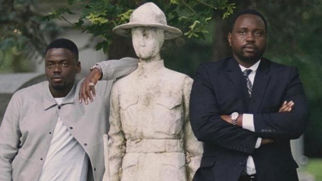 Daniel Kaluuya and Brian Tyree Henry in 'Widows'. Photo: 20th Century Fox via AP