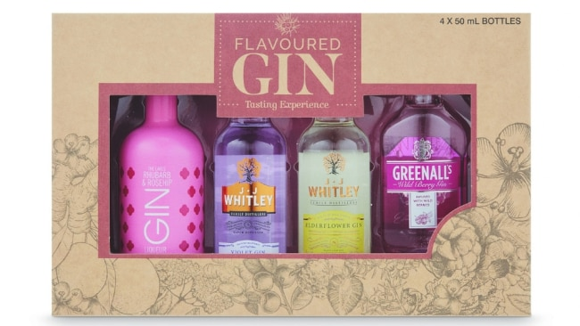 Want variety? The gin flavoured pack is for you. Image: Supplied