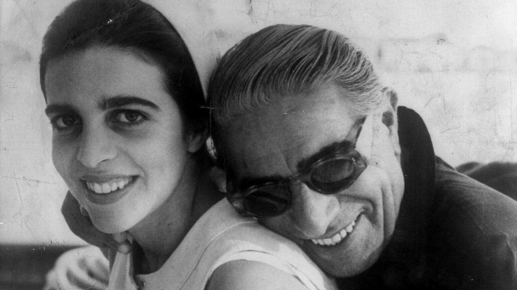 Christina Onassis's death 30 years | Daily Telegraph