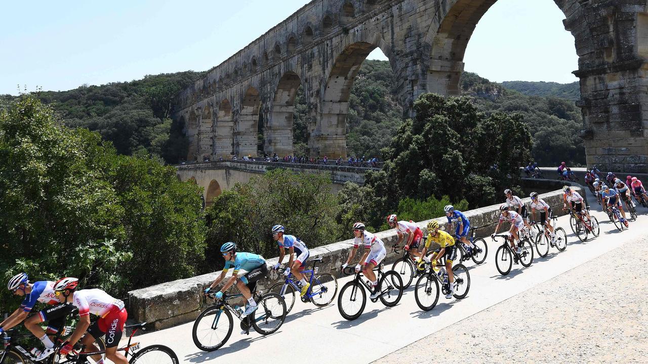 The Tour de France is cycling's most famous event.