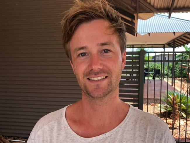 Convicted animal smuggler Niall Cooke. Picture: Supplied/ABC