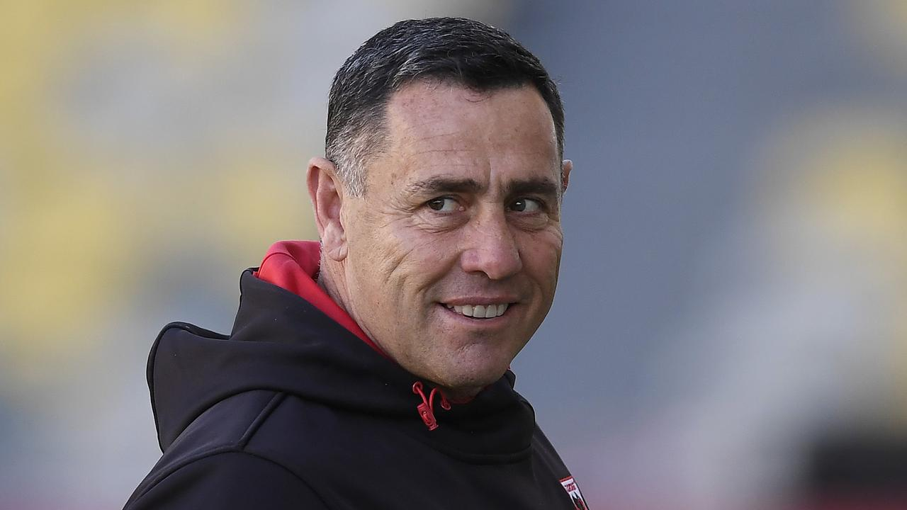 Shane Flanagan could be back as a head coach months before his suspension is up. (Photo by Ian Hitchcock/Getty Images)