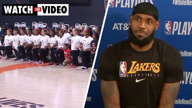 US athletes take a stance: multiple sports boycotted after Jacob Blake shooting