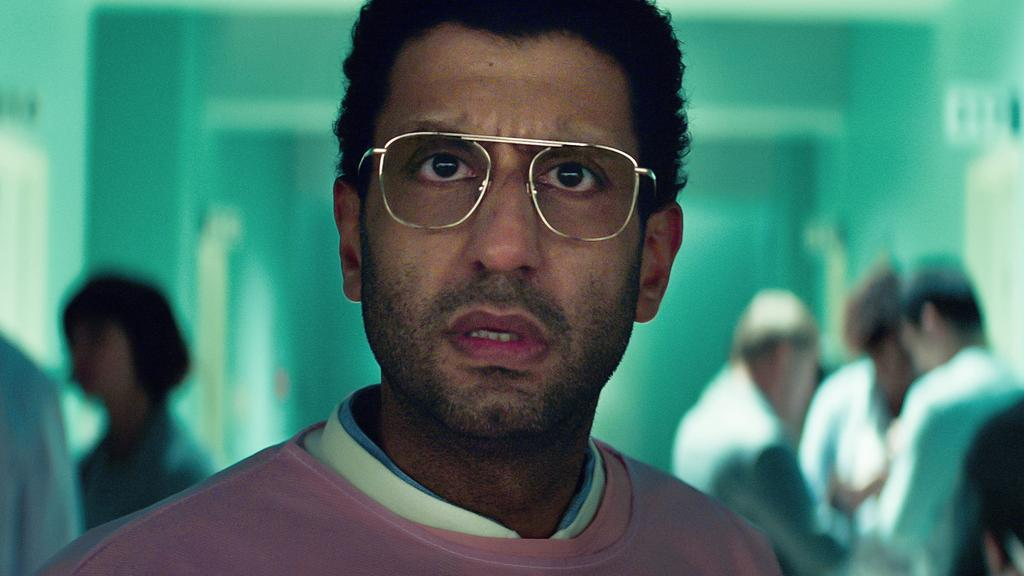 Adeel Akhtar is in one of the subplots.
