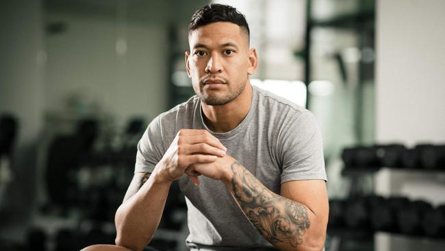 Israel Folau and his backers may now need to take stock.