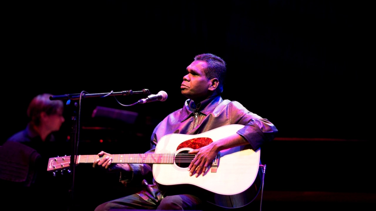 Acclaimed singer Gurrumul honoured in documentary