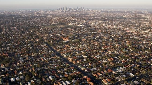 Melbourne continues to outperform most of the country.