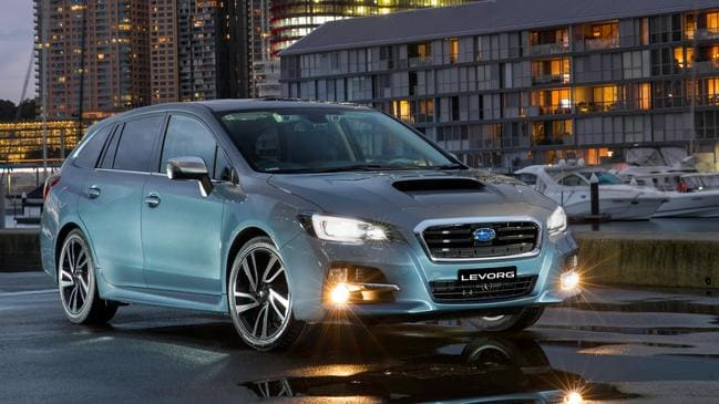 The Subaru Levorg is set to be replaced late next year.