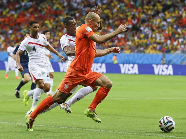 Scroll to the bottom of the page for live Netherlands v Costa Rica coverage.