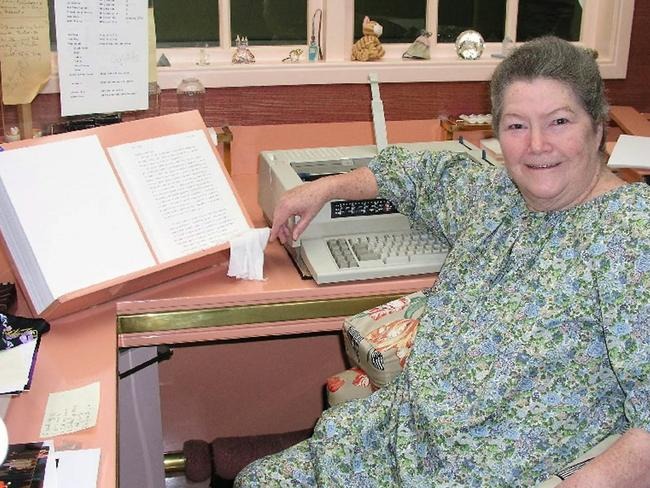 Colleen Mccullough Has Died In Hospital On Norfolk Island