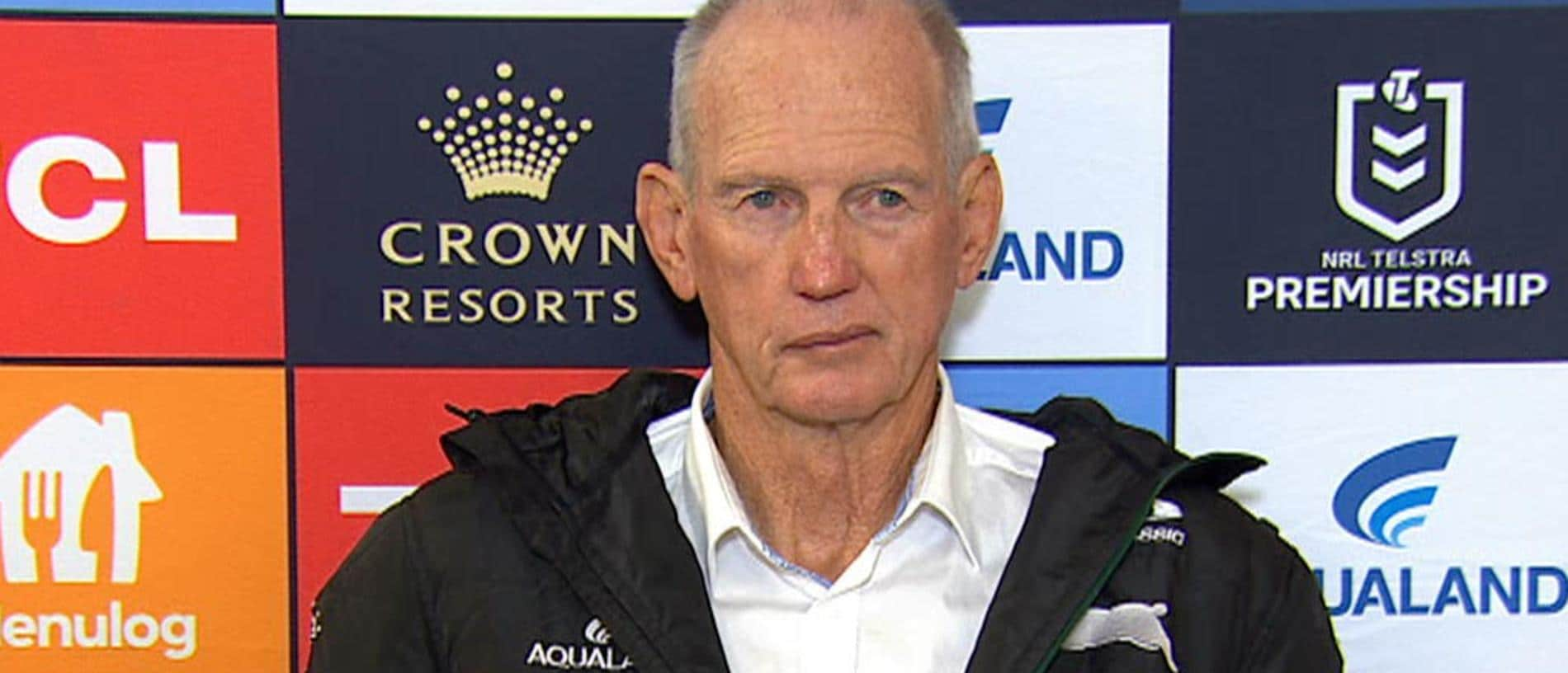 Wayne Bennett saw the loss to the Storm coming.