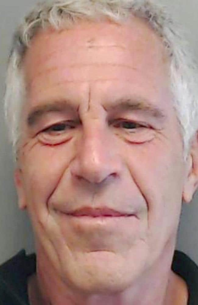 A 2013 file image of disgraced, deceased financier Jeffrey Epstein. Picture: AP