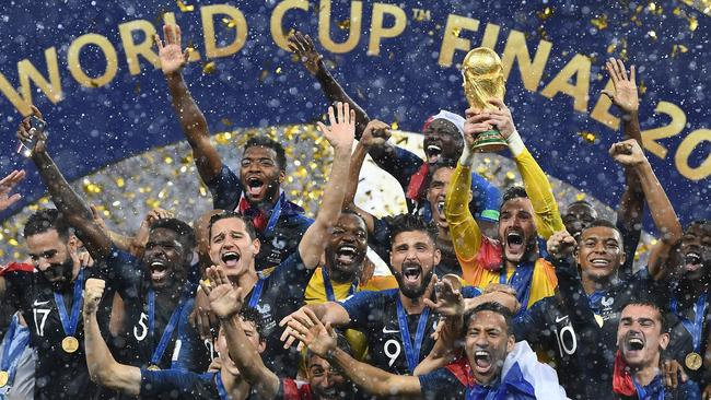 France will be the defending champions in Qatar.