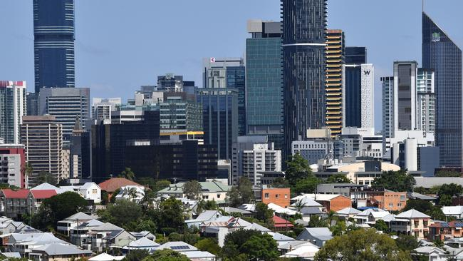 Many markets in Australia have an oversupply of apartments.