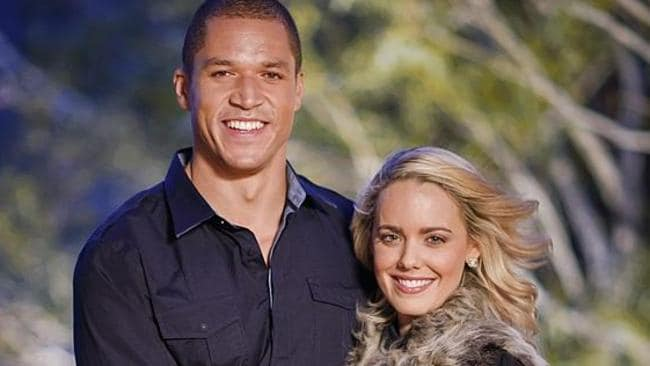 Louise Pillidge and Blake Garvey are in love.