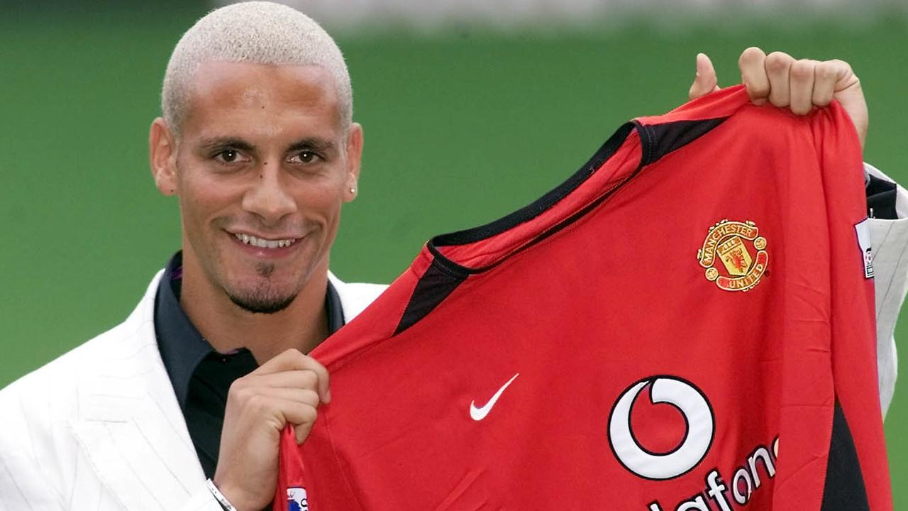 Rio Ferdinand was sold off to help settle the debts.