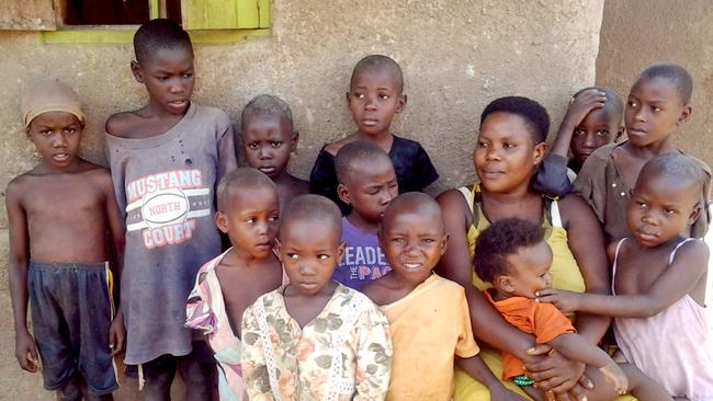Ugandan mum with 44 kids banned from having more children