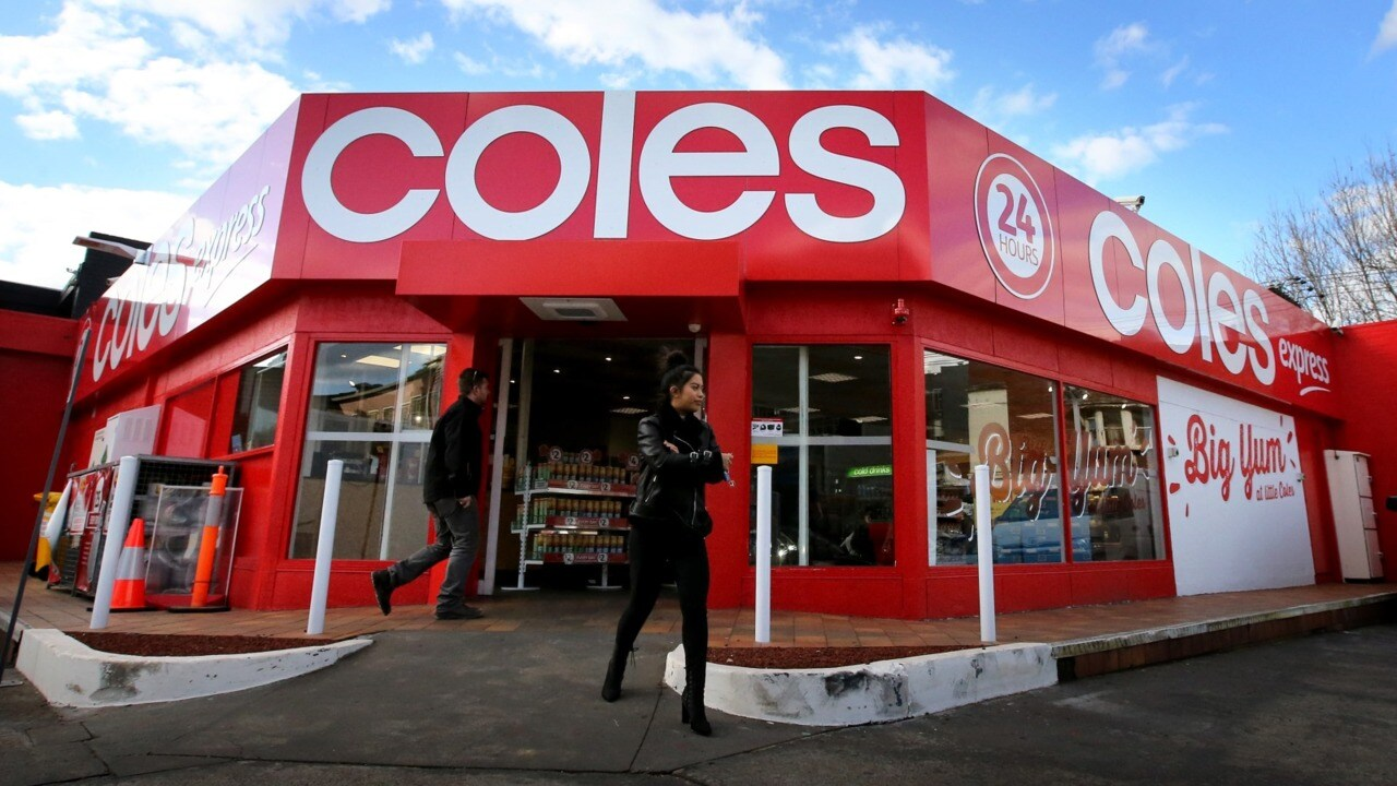 Coles to become checkout free in 10 years