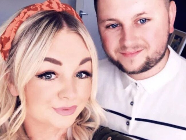 Chloe and Jack spent about $60,000 on their dream wedding in Zante, which now looks uncertain.
