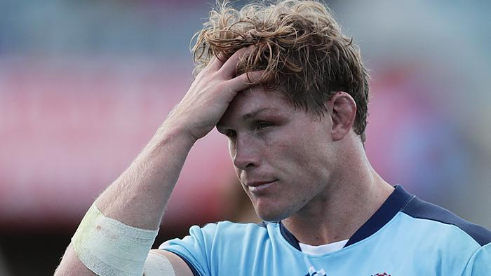 Super Rugby's shutdown will save the Waratahs from embarrassment
