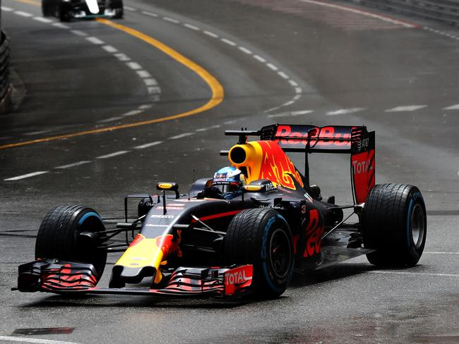 Will Ricciardo be in a Red Bull car for much longer?