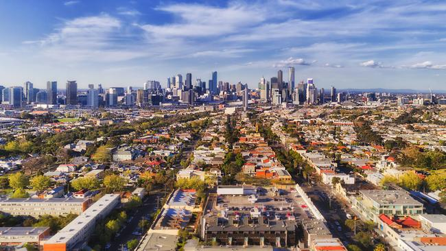 Auctions across Melbourne's suburbs are seeing a rising number of bidders.