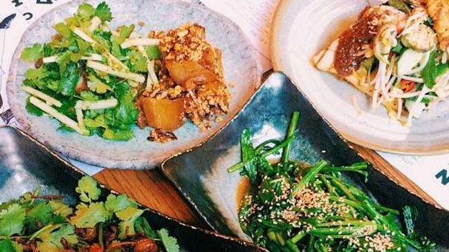 Melbourne eatery Chin Chin took out the top spot.