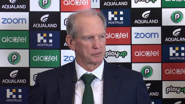 Wayne Bennett pays tribute to Greg Inglis