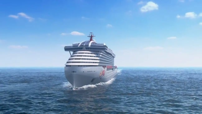 Sneak peek: Virgin Voyages new ship