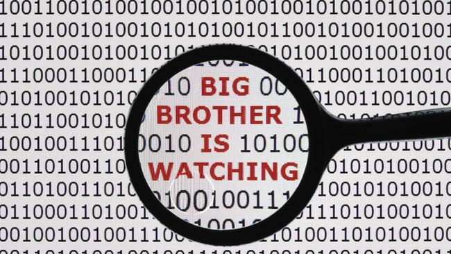 "The Chinese government is fast turning its country into a ""Big Brother"" state."