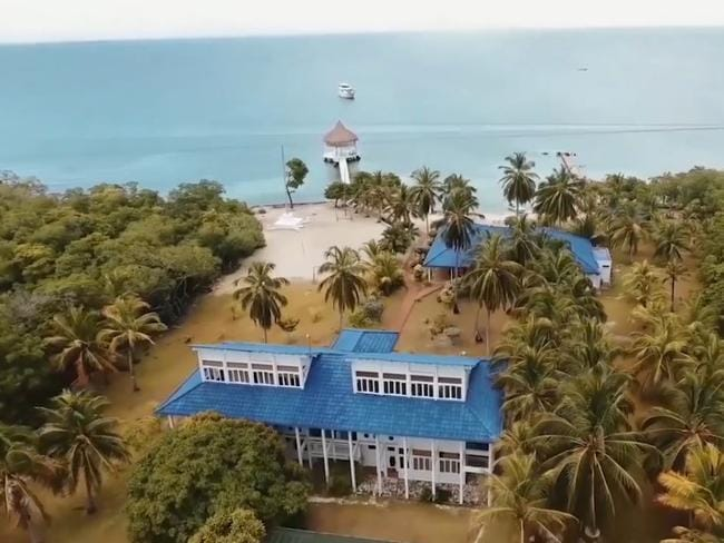 To be fair, the island looks pretty good.
