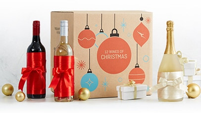 Qantas launches 2020 advent calendar, 12 days with 12 wines