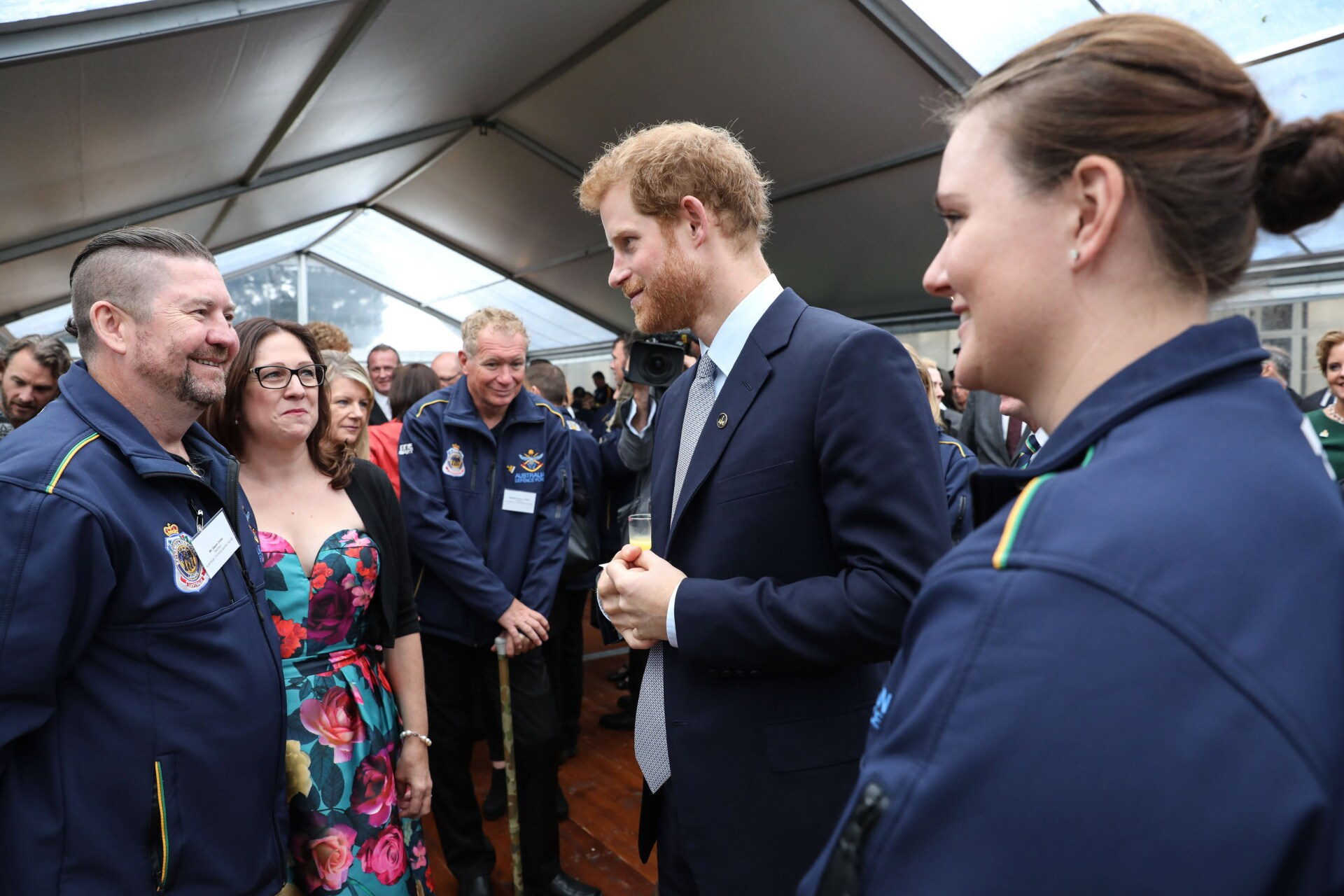 Australian team announced for Prince Harry's Invictus Games
