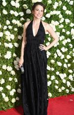 Actress Sutton Foster attends the 2017 Tony Awards at Radio City Music Hall on June 11, 2017 in New York City. Picture: Dimitrios Kambouris/Getty Images for Tony Awards Productions