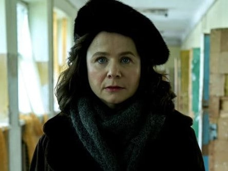 Emily Watson in the hit TV series Chernobyl. Picture: Supplied