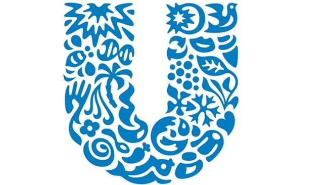 There is a lot happening in the Unilever logo