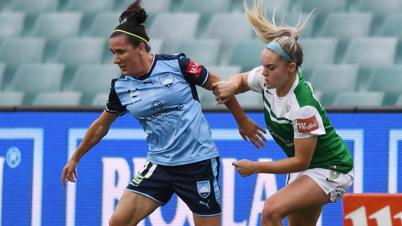 The W-League will break for internationals for the first time.