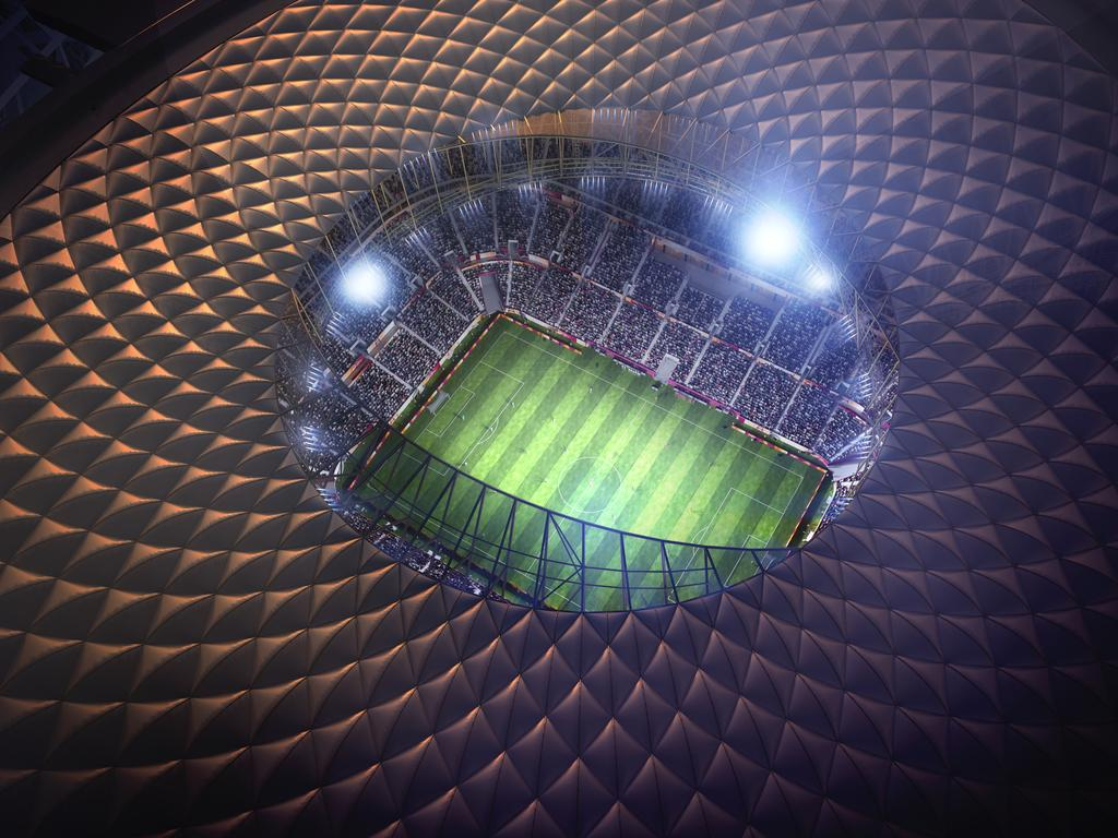 Qatar 2022 FIFA World Cup: Tournament Organisers Unveil Design For Lusail Stadium