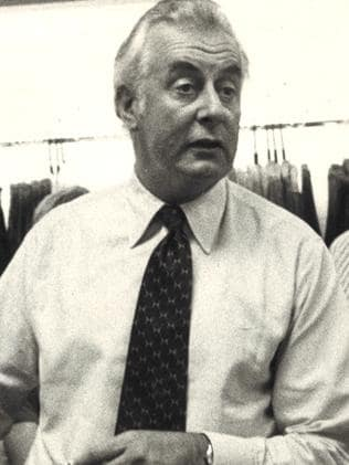 Former Prime Minister Gough Whitlam. Picture: supplied