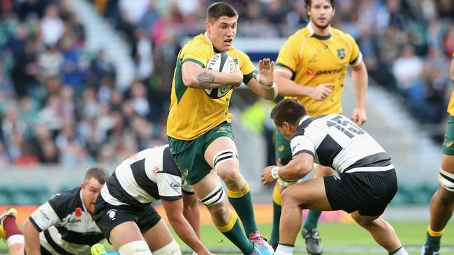 Wallabies v Wales: Sean McMahon named to make Test debut