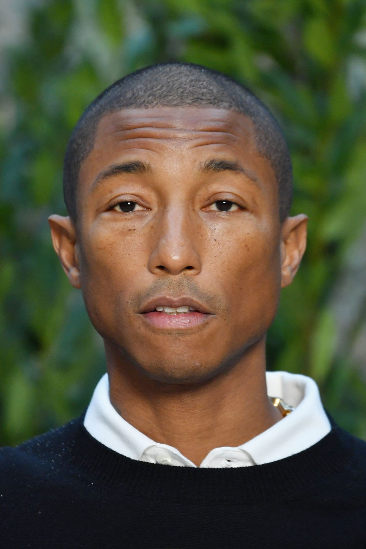 Pharrell just gave us a peek at his upcoming Chanel collaboration
