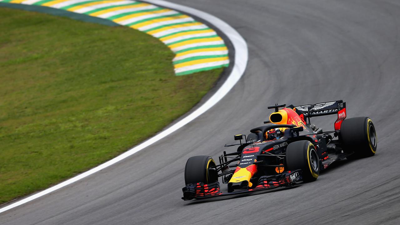 The hangover from Mexico has proved costly for Daniel Ricciardo.