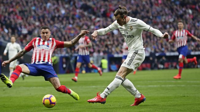 Gareth Bale struck late to seal the victory.