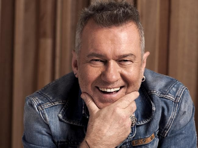 Australian rock singer Jimmy Barnes said he'd never go on a show like I'm a Celebrity Get Me Out of Here. Picture: Supplied.