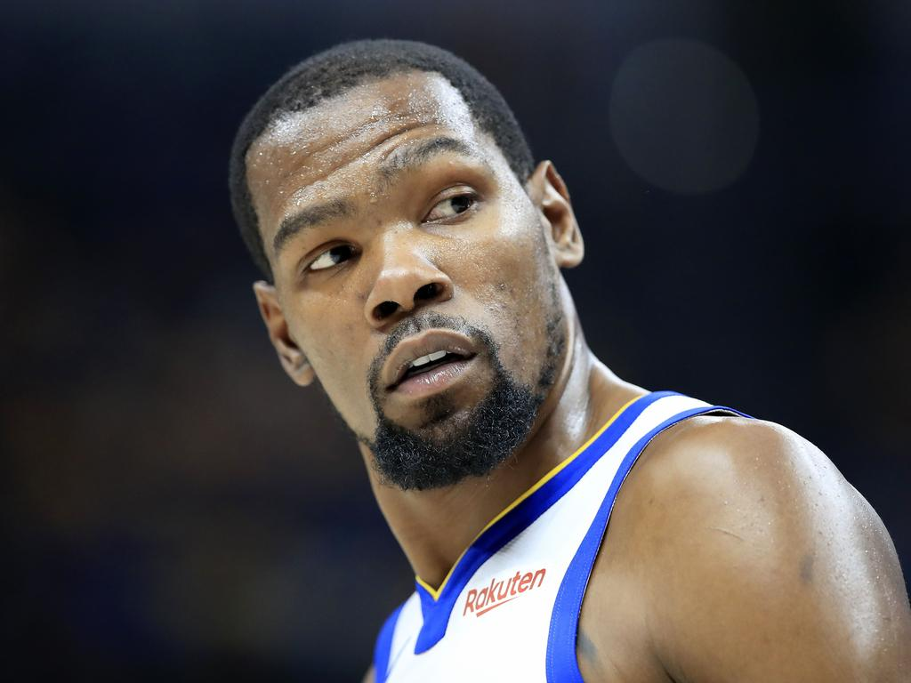 Kevin Durant was dragged into the story.