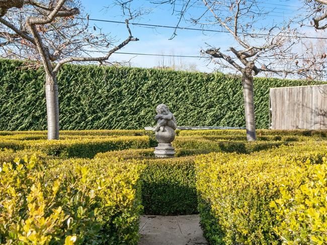 The home's well-established garden is appealing to many buyers. Picture: realestate.com.au