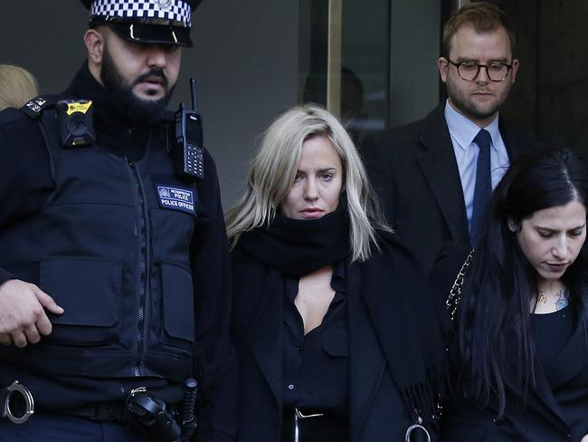 Her court case was a source of extreme stress for the star. Picture: Hollie Adams/Getty Images