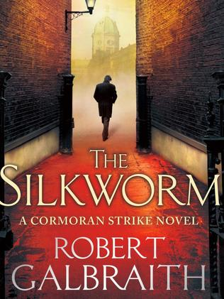 JK Rowling has also written crime fiction under the pen name Robert Galbraith. Picture: Supplied
