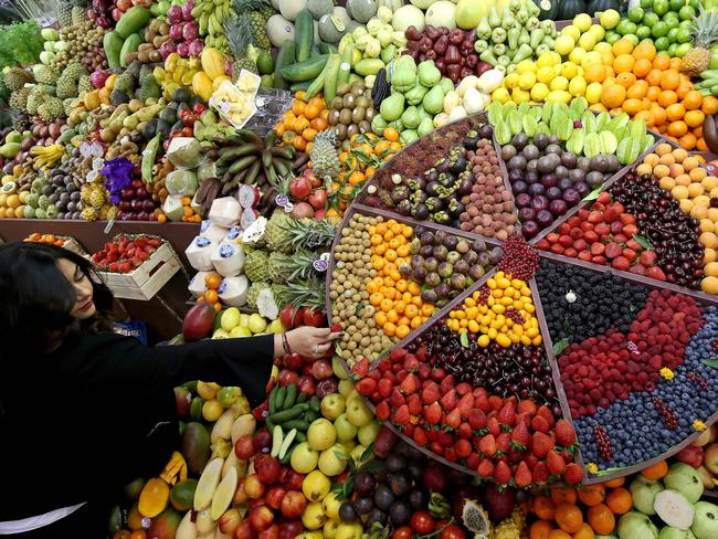 You don't have to feel guilty about enjoying fruit. Picture: Yasser Al-Zayyat / AFP