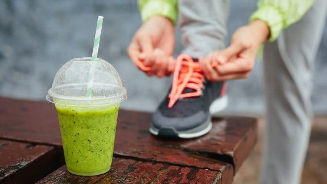 A green juice helps. Image: iStock